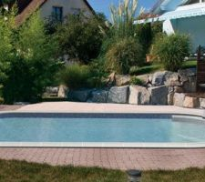 Mon prochain rêve.. la piscine..modèle Luna de chez Waterair