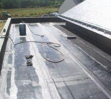 étanchéité toit plat 43 m3