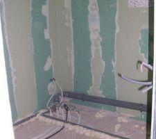 salle de bain a l etage