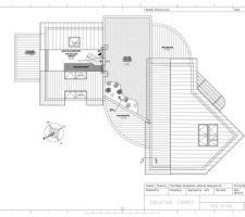 comble et toiture terrasse