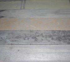 futur papier peint de la salle a manger juste 4 les le reste en peinture