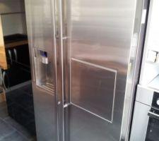 Réfrigérateur Américain SAMSUNG RSG5PURS
