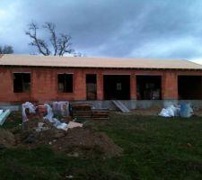 maison 135m habitable garage a payrin tarn sud