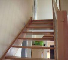 montee d escalier
