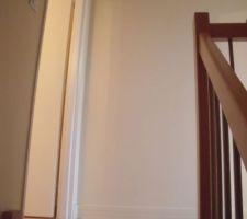 Palier de l'étage