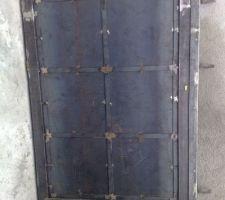 Le portillon extérieur