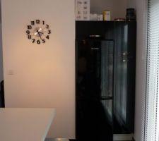 Coin réfrigérateur et placard