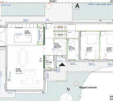 Plan RDC   Etage