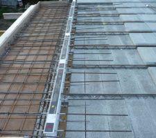 Rupteur de pont thermique pour balcon