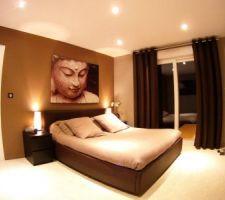 photos et id es d co chambre d 39 adultes 4393 photos. Black Bedroom Furniture Sets. Home Design Ideas