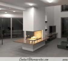 vue interieure avec cheminee miroy foyer ruegg pi classic