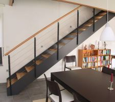 idee de couleur pour notre escalier