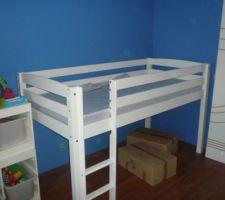le lit de dorian