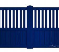 Notre futur portail mais blanc!