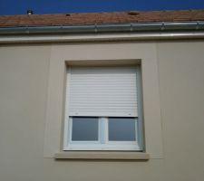 Modénature fenêtre