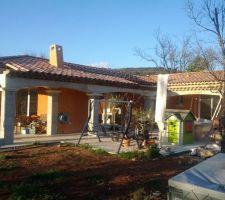 2012-04 : Terrasse couverte Sud