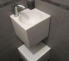 lave mains wc rdc