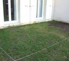 autre vue de la pelouse environ 15ans