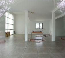 carrelage porcelanosa cemento silver 60 60cm rectifie