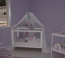 La chambre de Lucile la petite