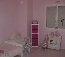 La chambre de Margot la grande