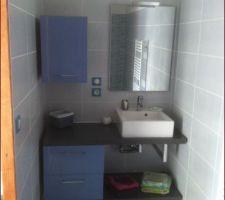 Salle de bain d'amis