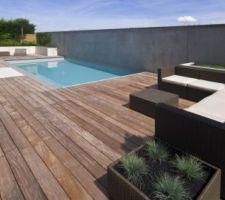 eventuel projet terrasse et piscine dans nos reves