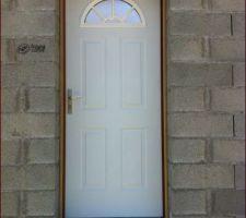 La porte de notre chez-nous