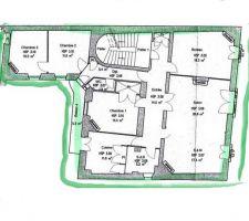 plan de l appartement et superficies
