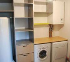 photos et id es d co cellier 368 photos. Black Bedroom Furniture Sets. Home Design Ideas