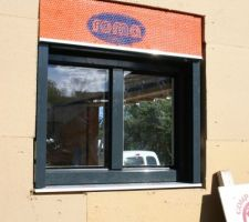 Fenêtre de la cuisine PVC / Alu