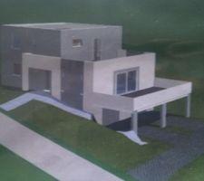 plan realise par architecte 3d par mon mari