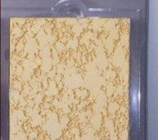 Enduit écrasé J60 Jaune Pollen
