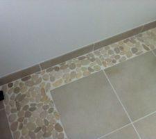 Plinthes salle de bain