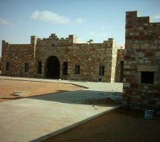 maison au sahara