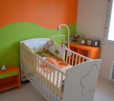 Chambre de Bébé fille !