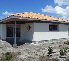 l arche de biganos maison contemporaine