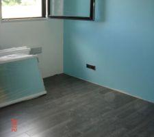 chambre de mon fils aine bleu turquoise