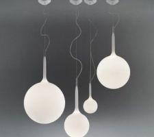 Idée lumière au dessus bar cuisine
