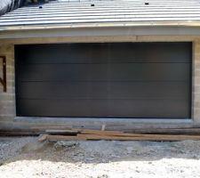 porte garage sectionnelle de 5m