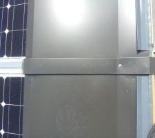 Finition du système de ventilation