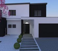 Photos Et Idees Plans De Maisons A Toit Plat 2 589 Photos