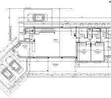 Plan définitif du Rez de Chaussée