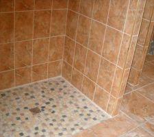 la douche italienne