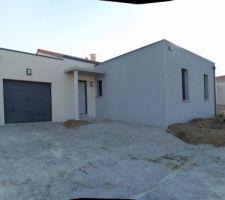 future maison dans le 85