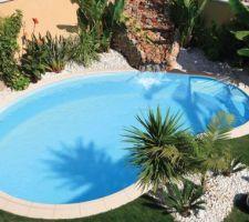 Idée de piscine, waterair