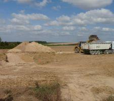 terrassement et évacuation des terres