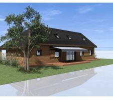 maison ossature bois hors d eau hors d air pc vmc df