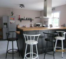 Allez je dévoile mon intérieur !! récup à go-go mélange de style meubles cuisine made in suède (ou chine)