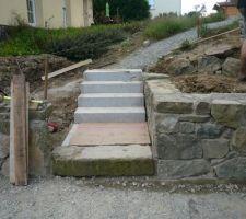 amenagement de l escalier